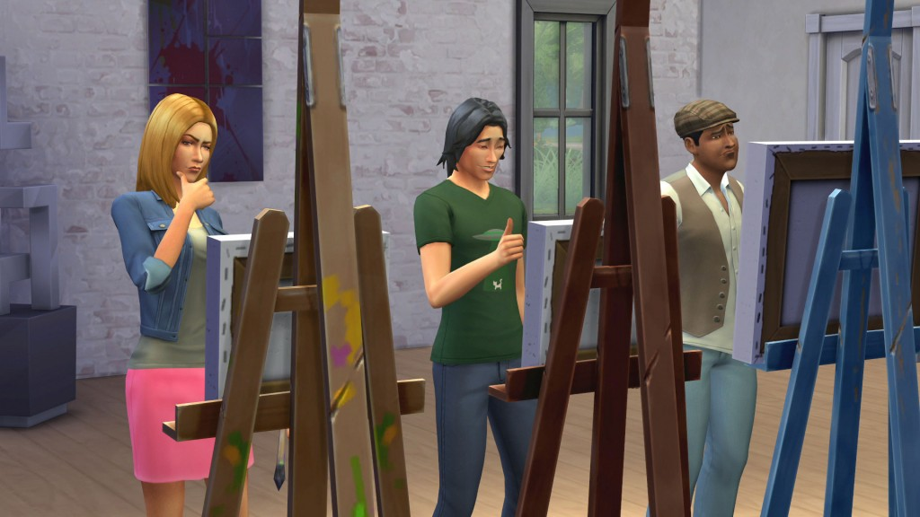 Sims 4 careers