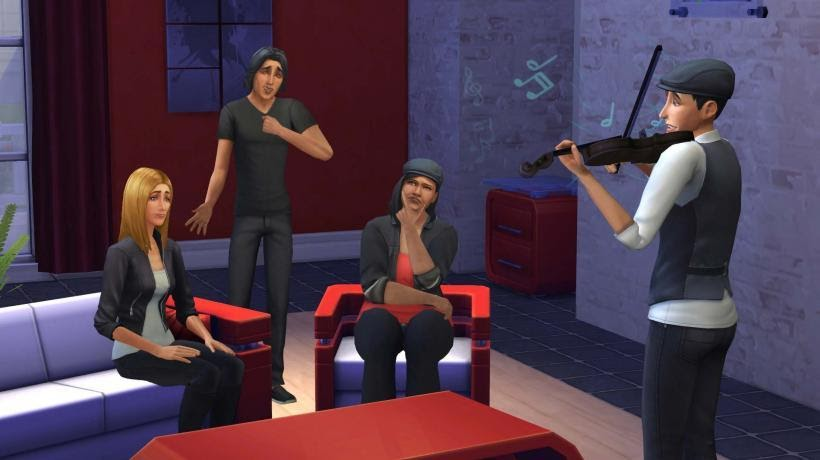Sims 4 careers 2