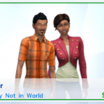 You now have a merged household. While it says they have $40,000 marrying in Miss Block will cause her to bring in $0 because she is no longer the last member of her household.