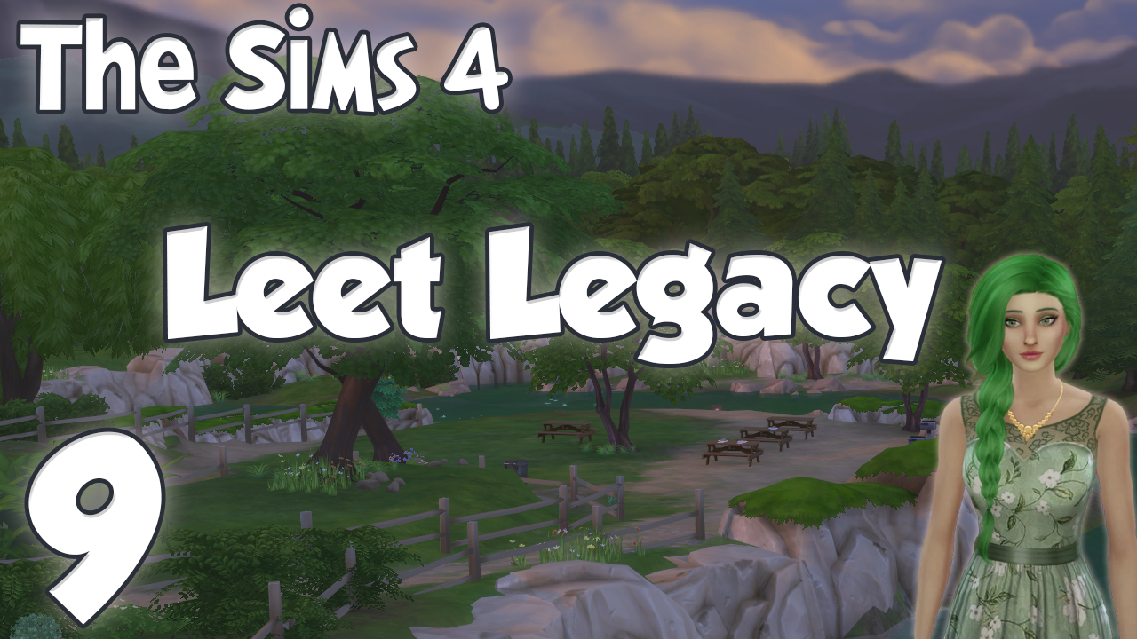 The Leet Legacy #9 is now live on Youtube!