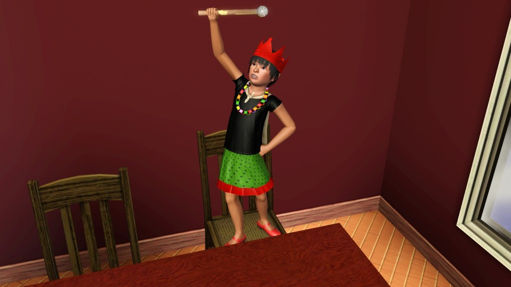 #MonthofSims Day 10