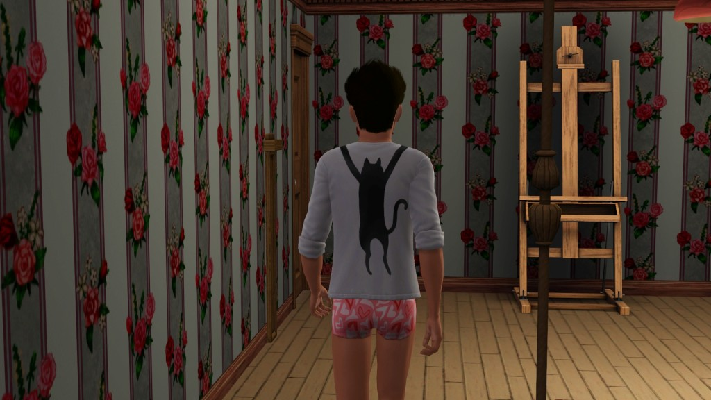 #MonthofSims Day 14