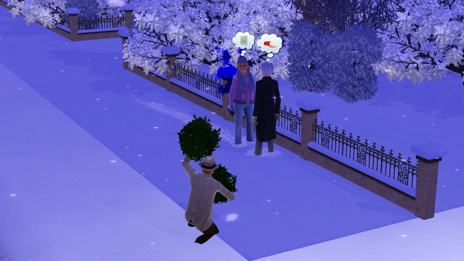 The Fantasia Legacy – Chapter 9 – The Sims Legacy Challenge
