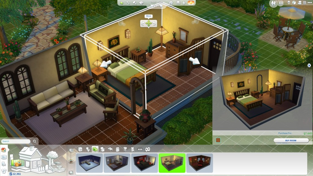 Sims 4 House and Bills