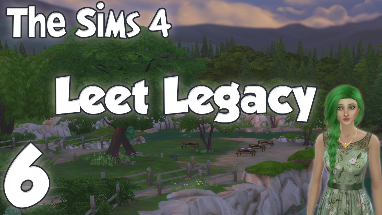 The Leet Legacy #6 – Time to Make More Leets! is now live on Youtube