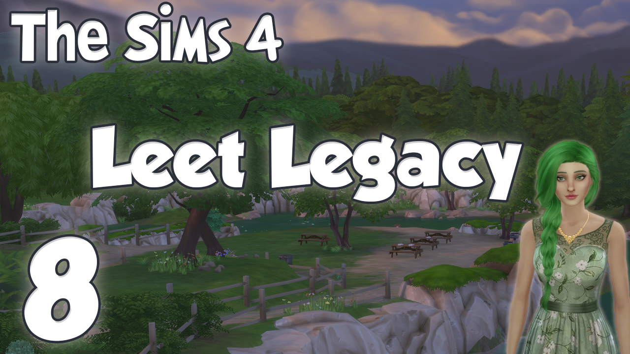 The Leet Legacy #8 is now live!