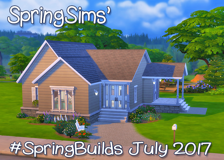 I Have To Say, Iu0027ve Really Been Enjoying These Build Challenges That Some  Awesome Simmers Have Come Up With. Iu0027ve Already Done RoryPlaysu0027 July 2017  Build ...