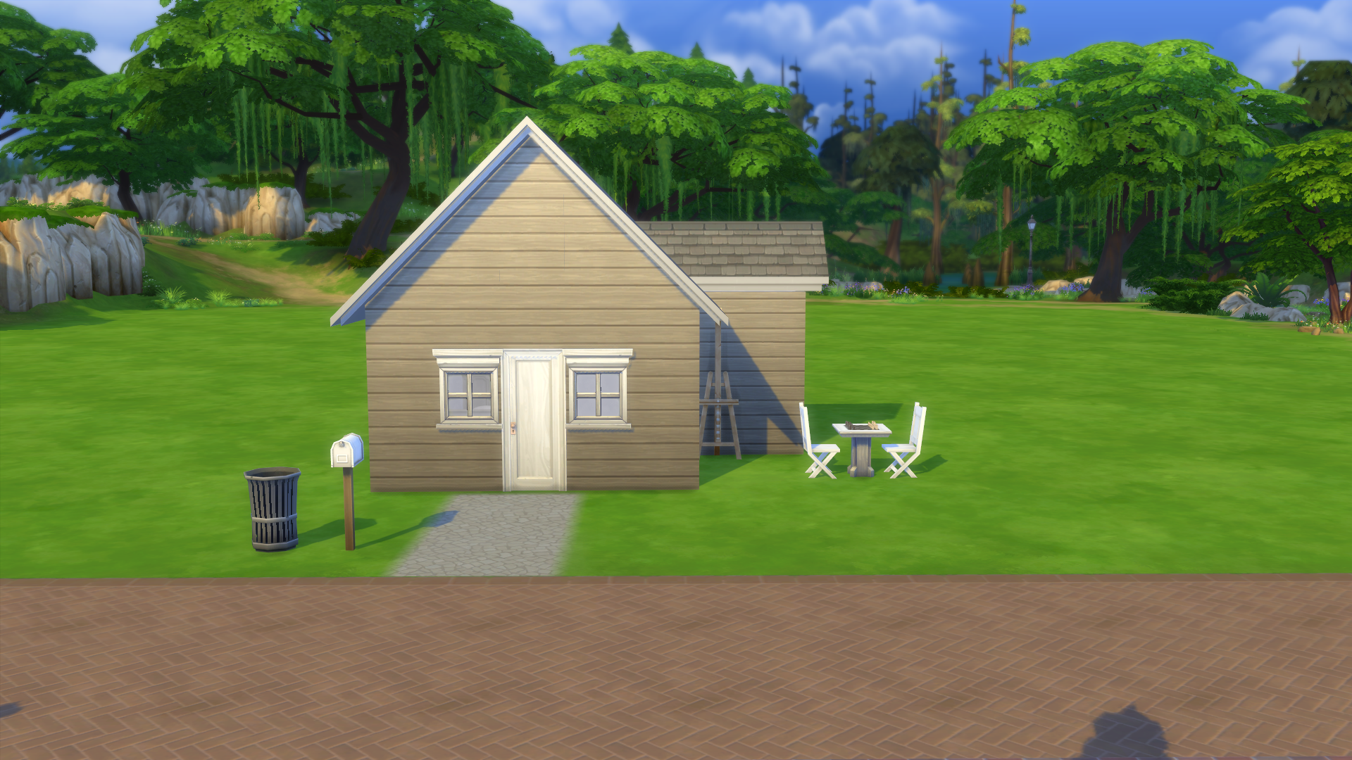 Legacy house builds the sims legacy challenge for Legacy house