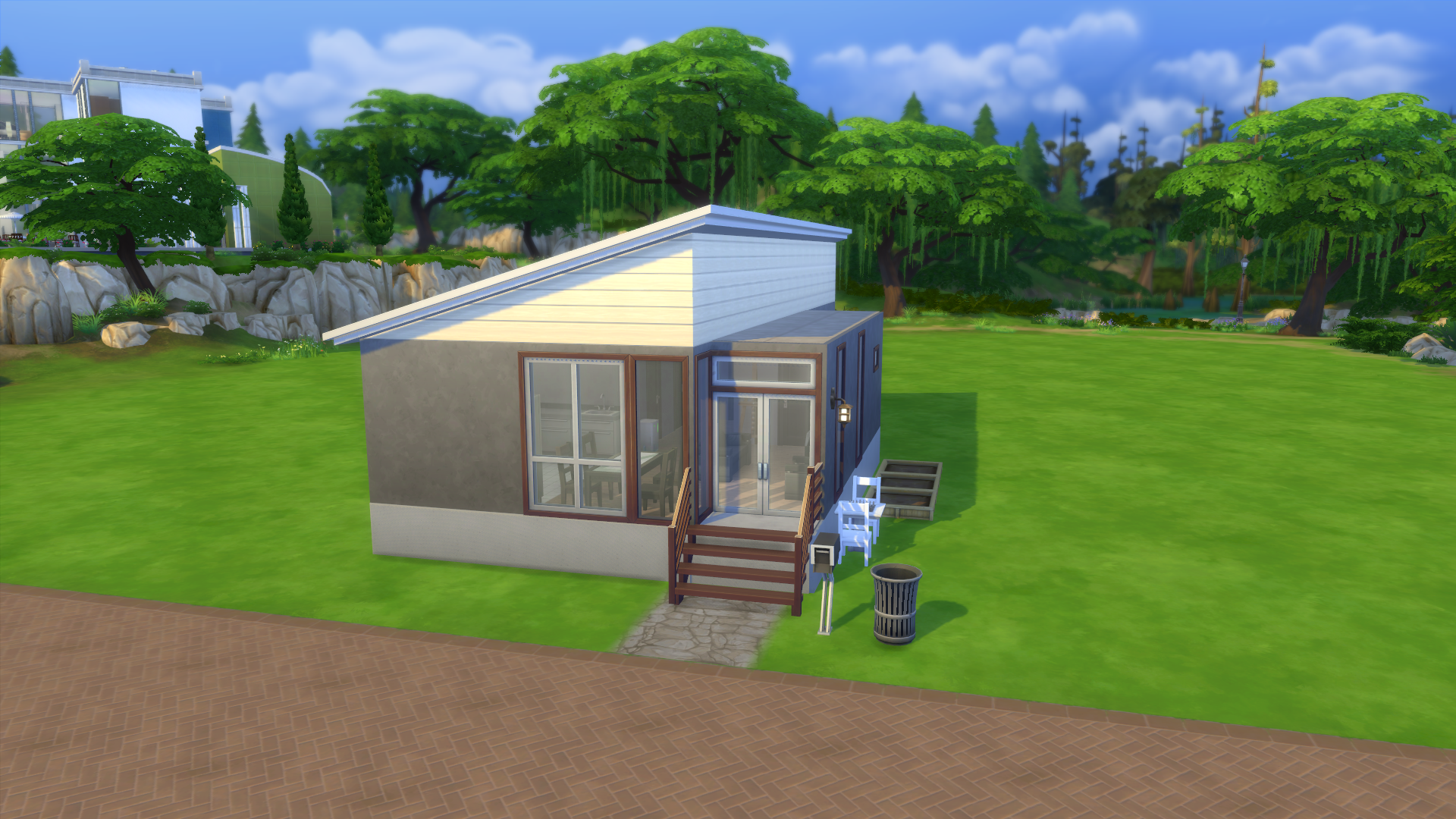 Legacy House Builds – The Sims Legacy Challenge