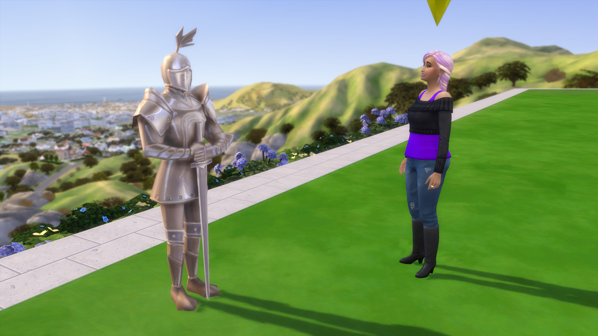 Get Famous – The Sims Legacy Challenge
